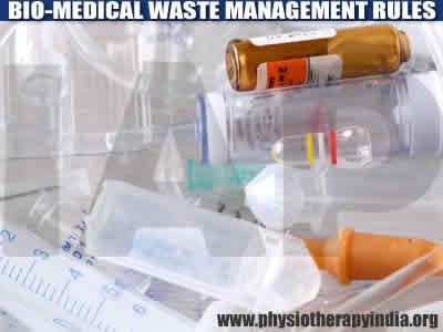 Bio-Medical Waste (Management & Handling) Rules, 1998