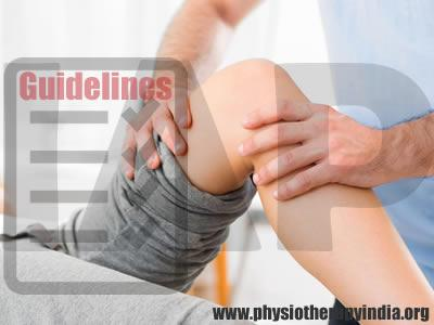 Physiotherapy Practice Guidelines