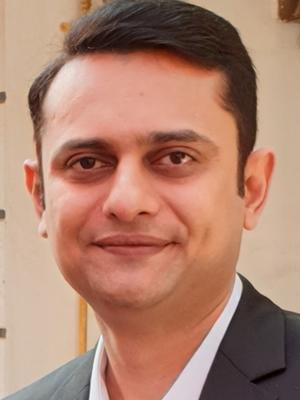 Dr Achal Vashi- CEC (West Zone)