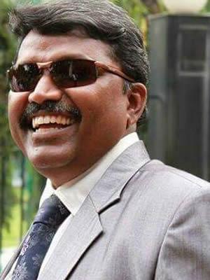 Dr C K Senthilkumar- Joint Secretary (South Zone)