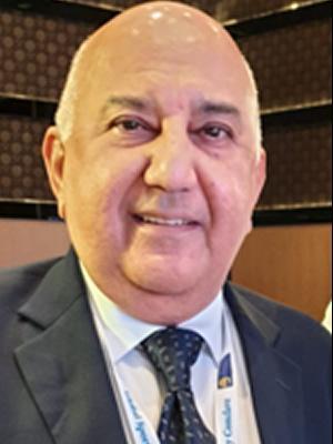 Dr.Ali Irani- Chairperson( International Affairs)