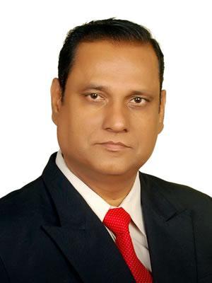 Dr Anjani Kumar - CEC (SouthZone)