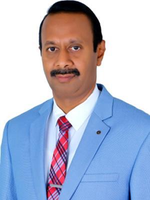 Dr A. Rajan Samuel - CEC (South Zone)