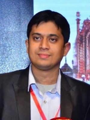 Dr Rishi Raj - CEC (East Zone)