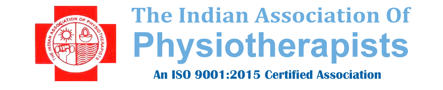 I.A.P :- Indian Association Of Physiotherapist