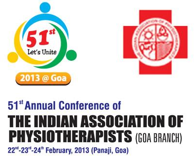 I A P :- Indian Association Of Physiotherapist - 51th Annual