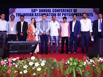 CEC at 58th Annual Conference of  IAP