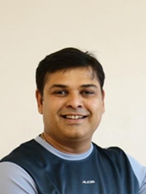 Dr Vivek Jain-Joint Secretary (Central Zone)