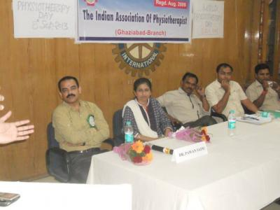 I A P :- Indian Association Of Physiotherapist - Ghaziabad Branch